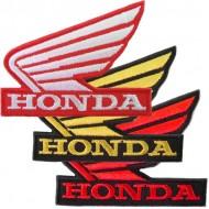 Našitek Honda moto