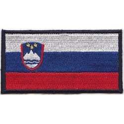 Našitek zastava Slovenija