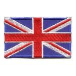 Našitek zastava Velika Britanjija