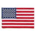 Našitek zastava ZDA