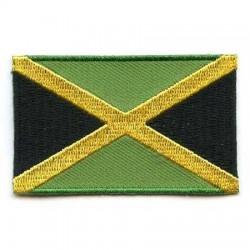 Našitek zastava Jamajka