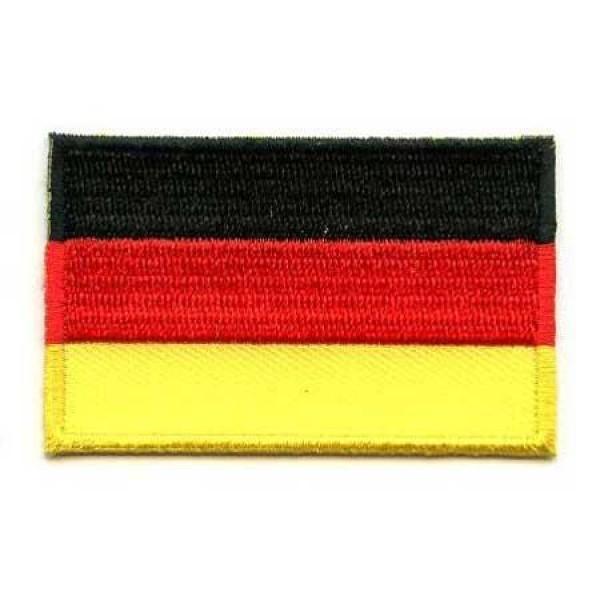 Našitek zastava Nemčija