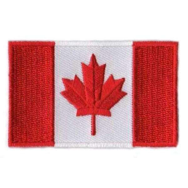 Našitek zastava Kanada