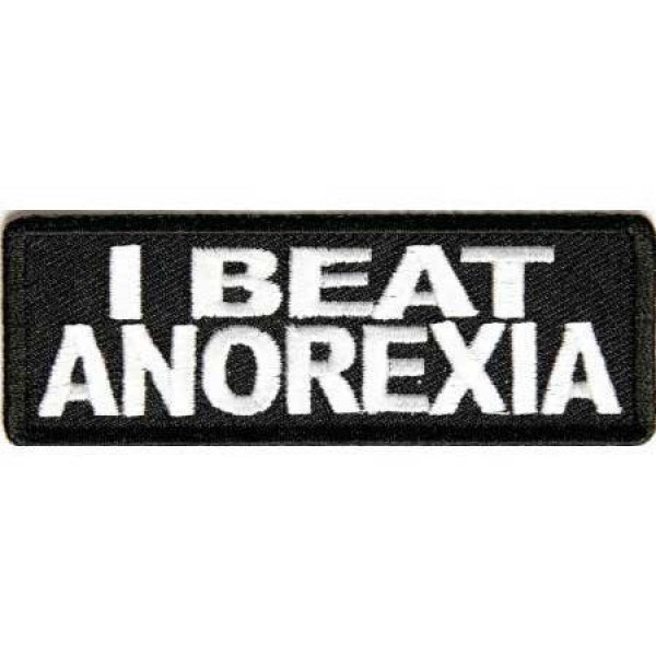 Našitek I Beat Anorexia