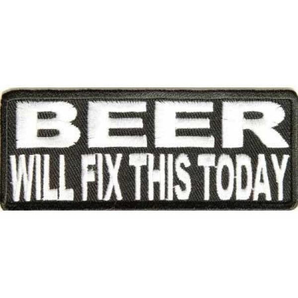 Našitek Beer