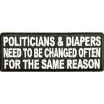 Našitek Politicians