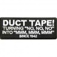 Našitek Duct tape