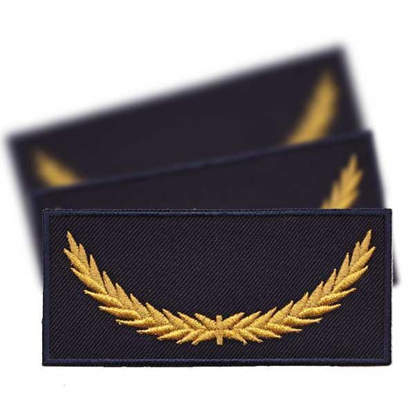 Gasilski veteranski našitek