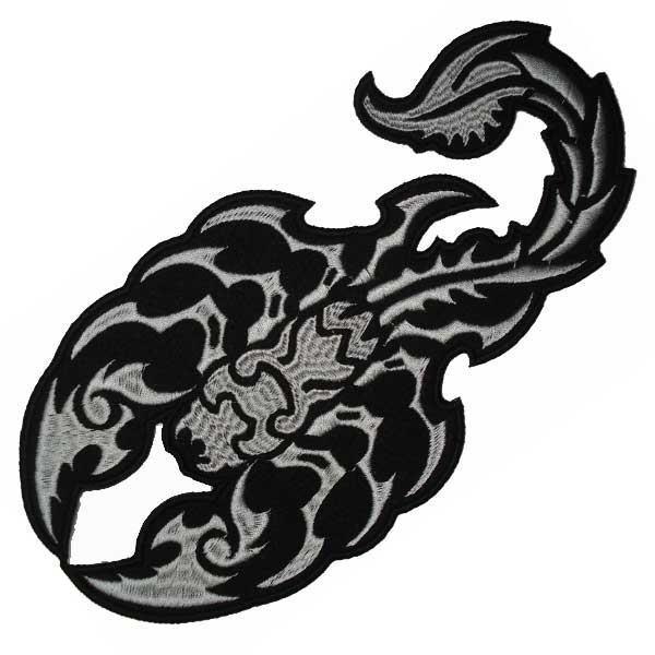 Našitek Škorpion