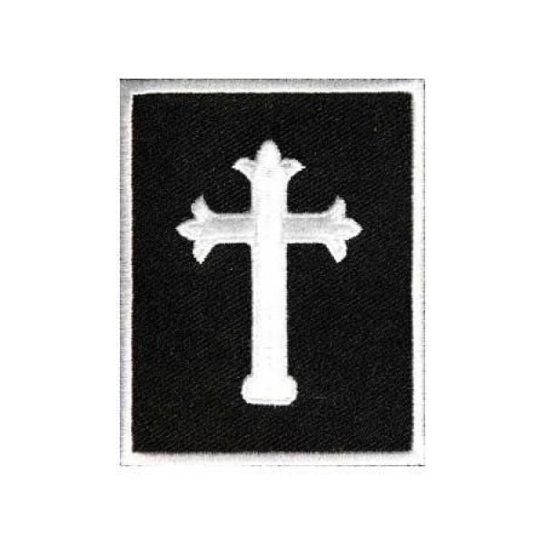 Našitek Križ
