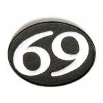 Našitek 69