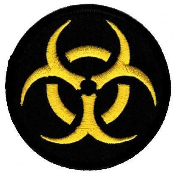 Našitek Biohazard