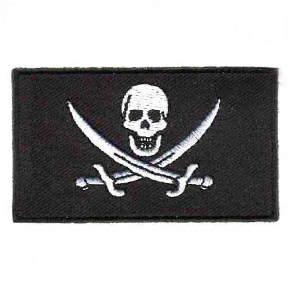 Našitek Pirat