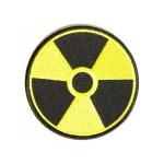 Našitek Radioaktivnost